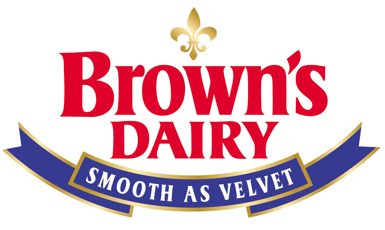 Browns Dairy Logo