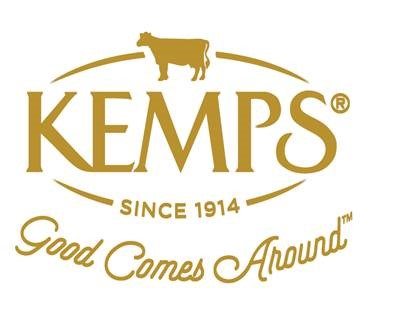 New Kemps gold Good Comes Around logo